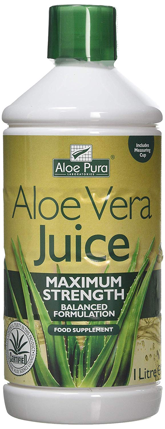 Aloe Vera Juice Max Strength – 1L