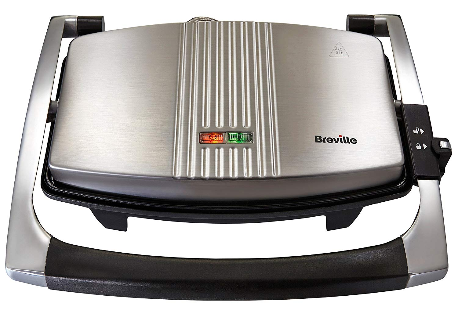 Breville Sandwich Press, Stainless Steel