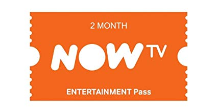 NOW TV – 2 Month Entertainment Pass