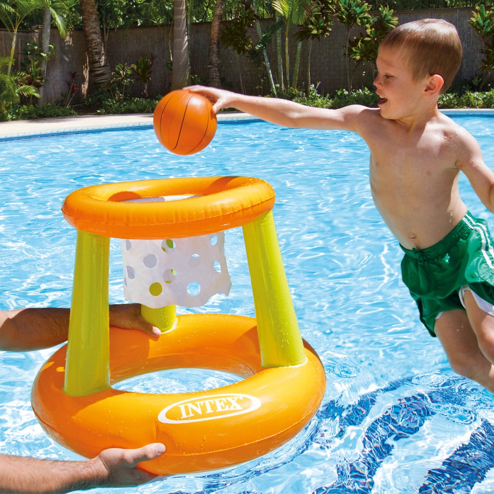 Intex Floating Hoop Game