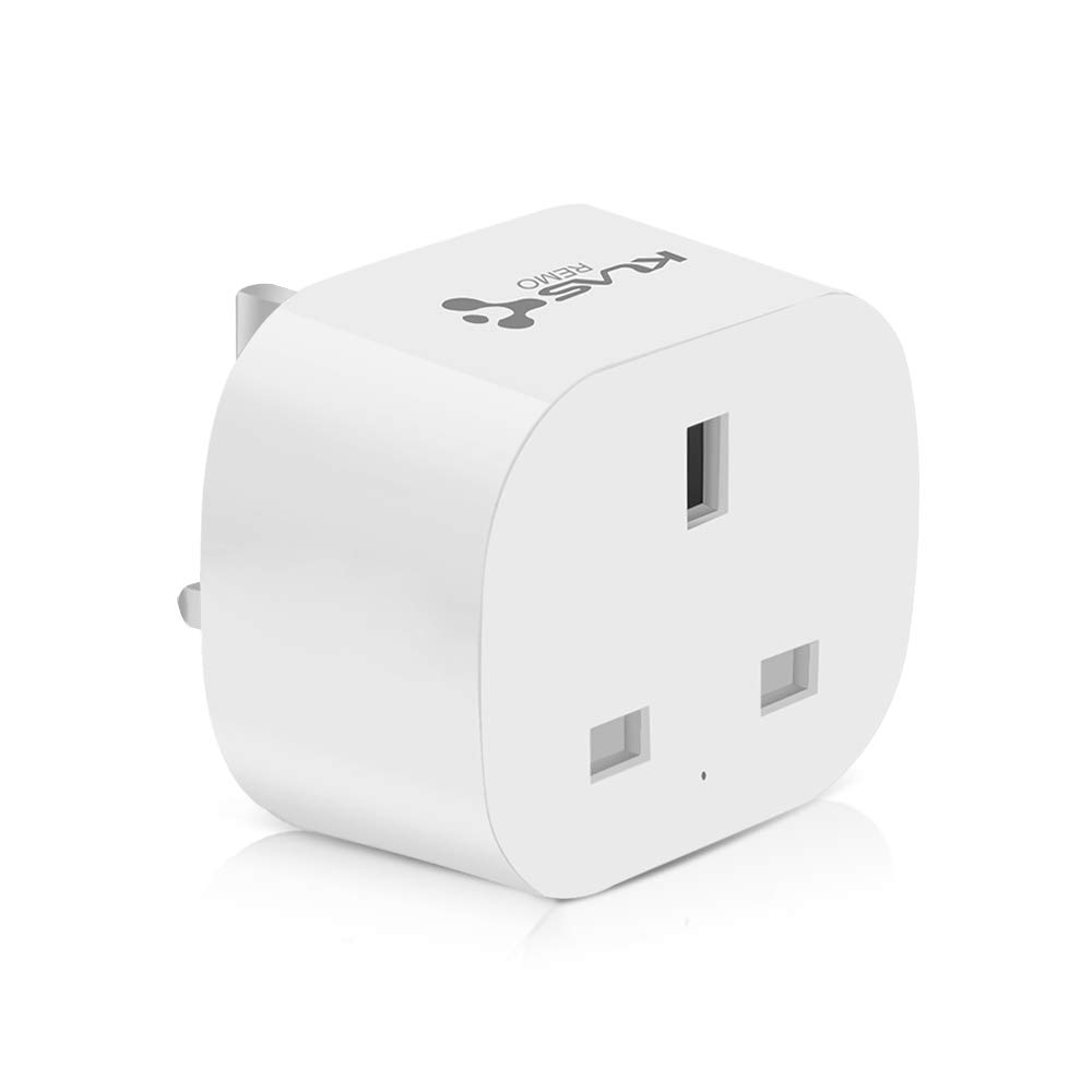 KLASREMO Mini Smart Plug Remote Controlled Plugs