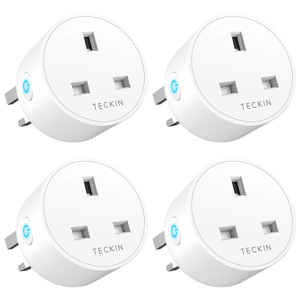 Smart Plug WiFi Outlet TECKIN Mini Plug