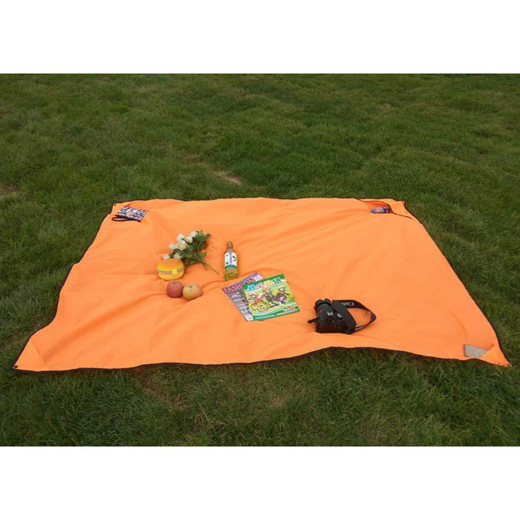 Juzie Beach Blanket Waterproof Beach Mat Picnic Camping – 100x150cm
