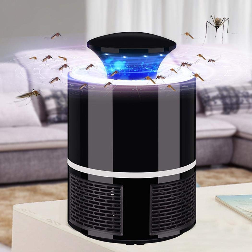 LED Smart Touch Mosquito Lamp Non-toxic Super Silent