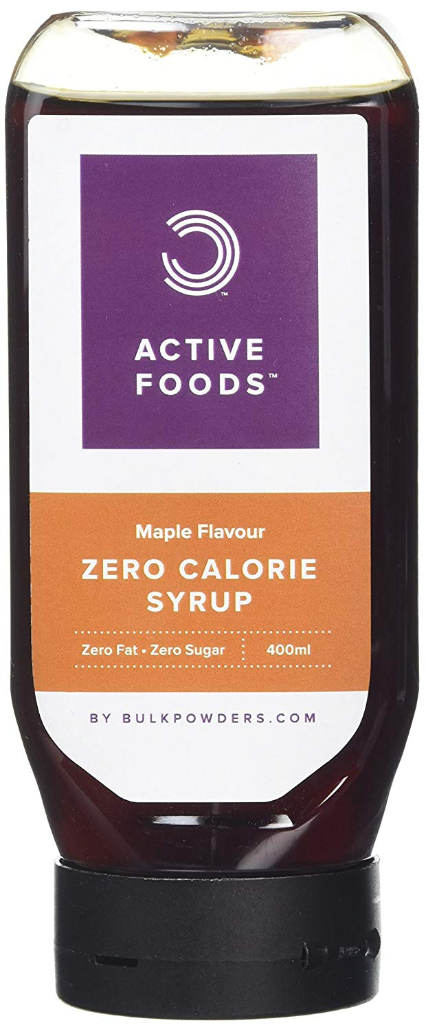 Zero Calorie Syrups Maple, 400 ml
