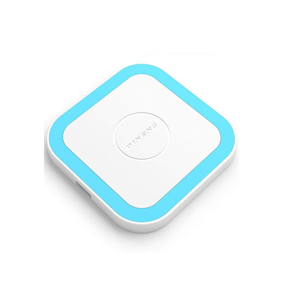 PINENG Portable Wireless Charger Pad QI Certificated-For QI Compatible Devices