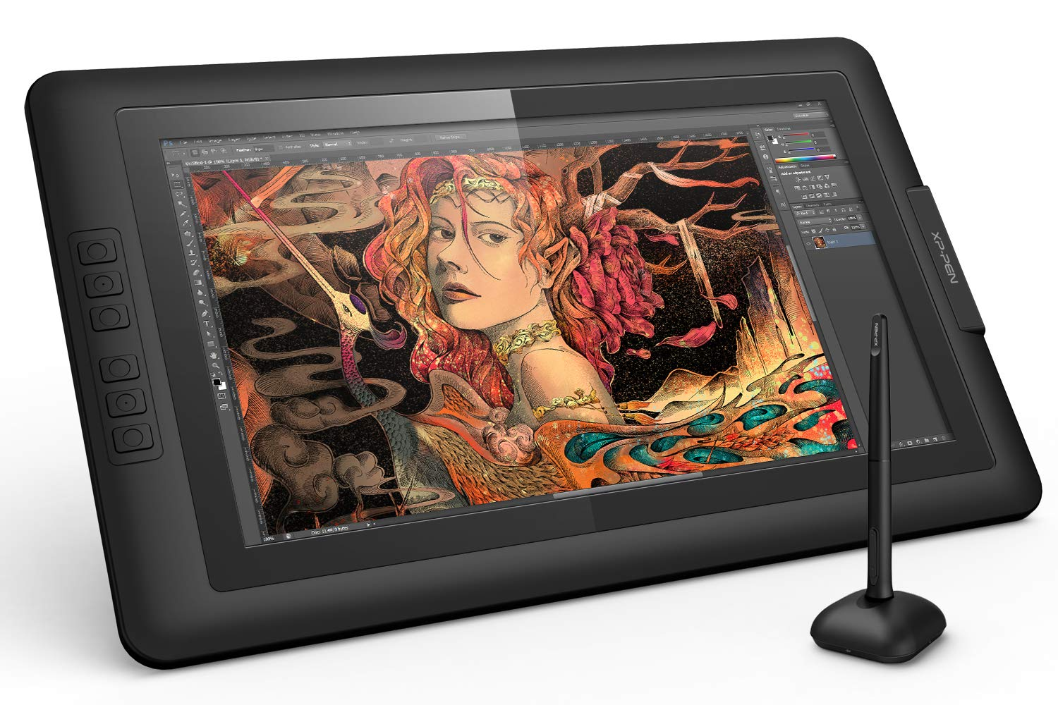 XP-Pen Artist15.6 15.6″ Graphics Drawing Tablet