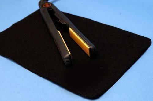 Heat Proof Iron /Styler Mat IV Hair Straighteners