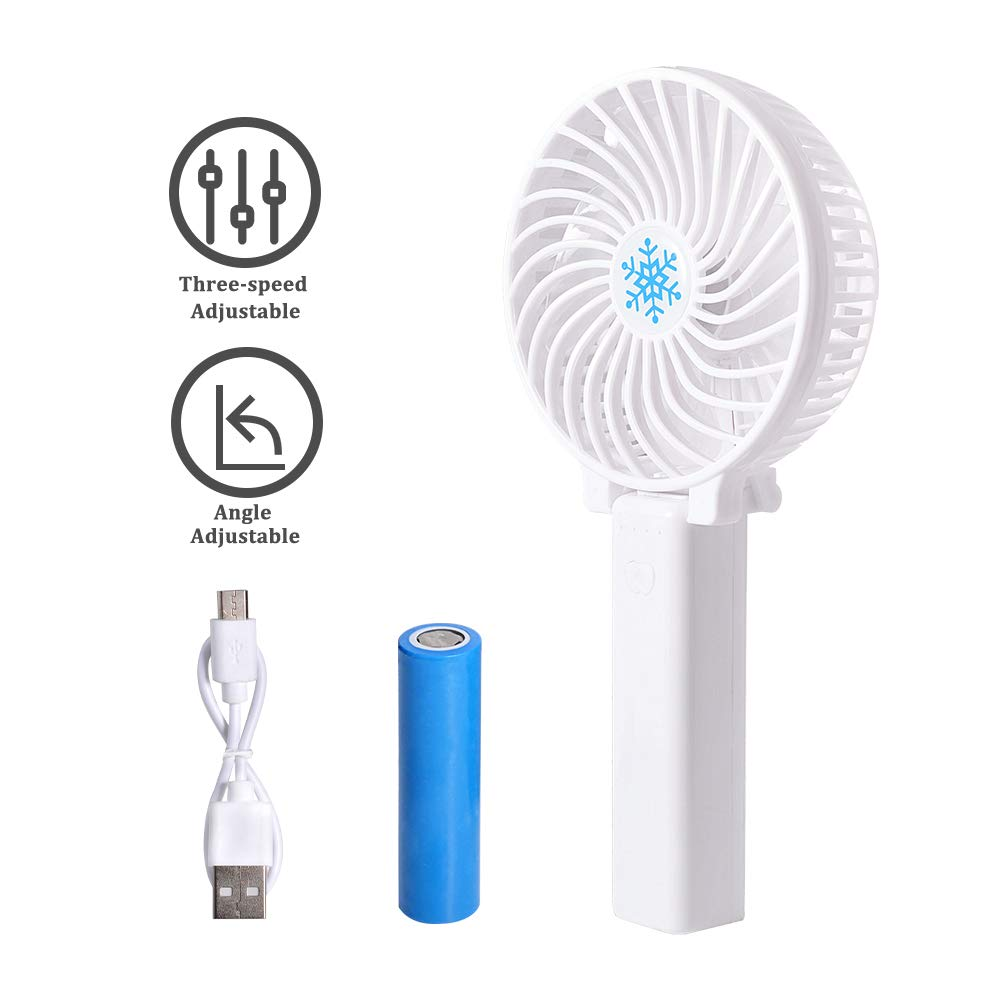 KKpai Handheld Portable Fan