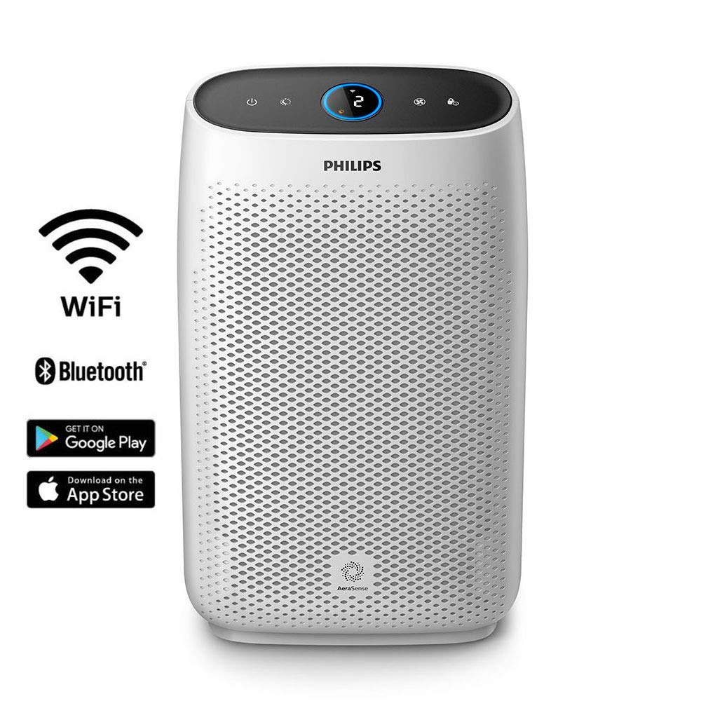 Philips 1000ai Connected Air Purifier with Real Time Air Quality Feedback