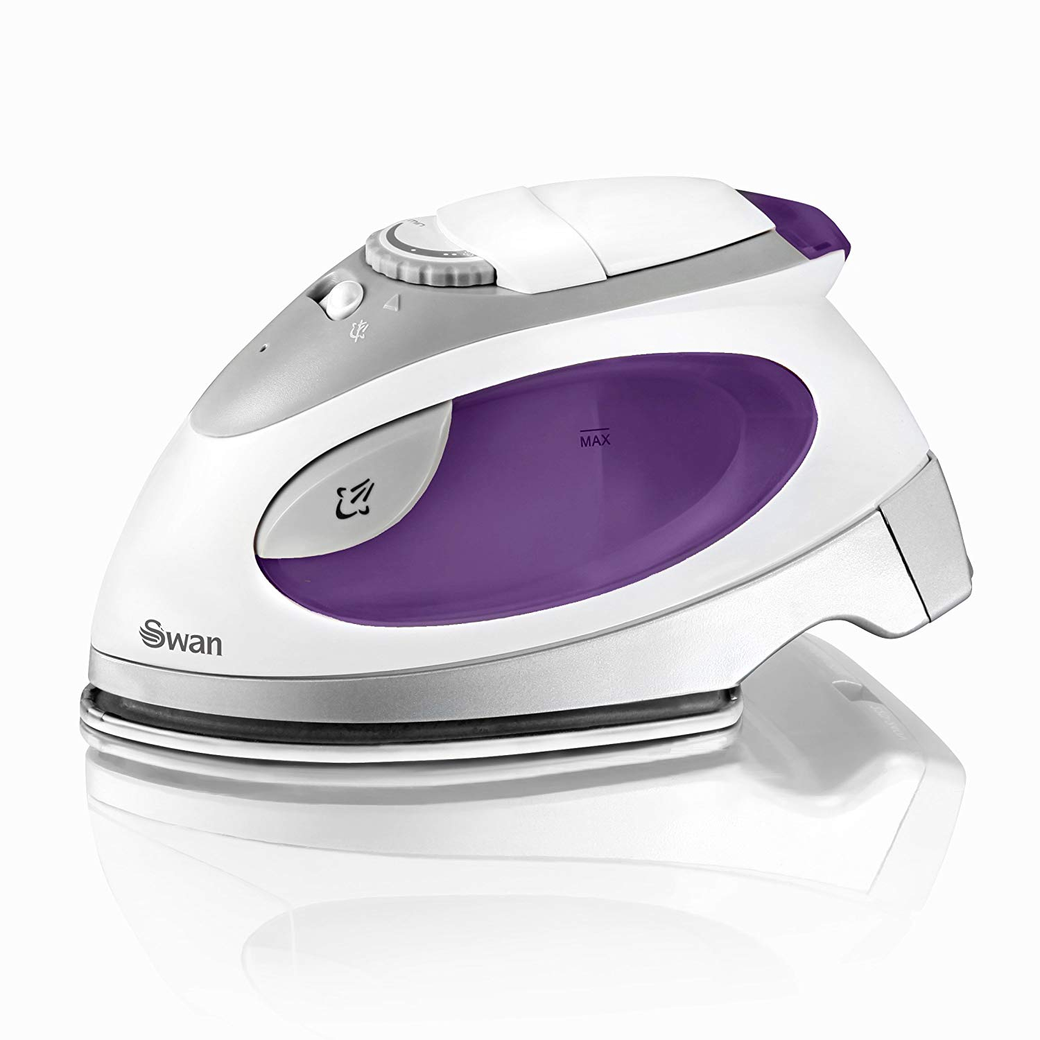 900W Travel Iron with Pouch, Variable Temperature Control