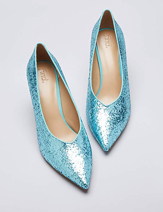 find. Women's Glitter Court Shoe