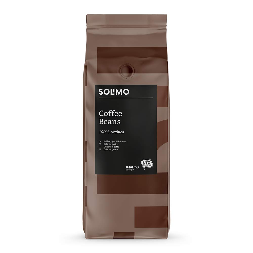 Amazon Brand Solimo Coffee Beans 2 kg