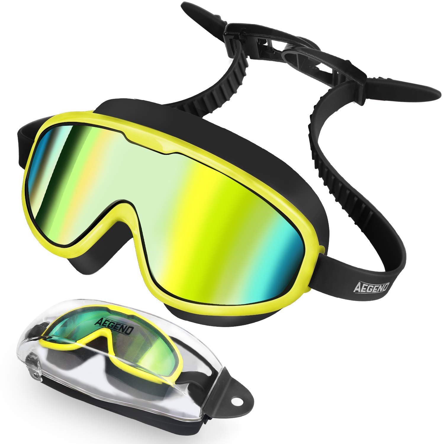 Aegend kids Swim Goggles