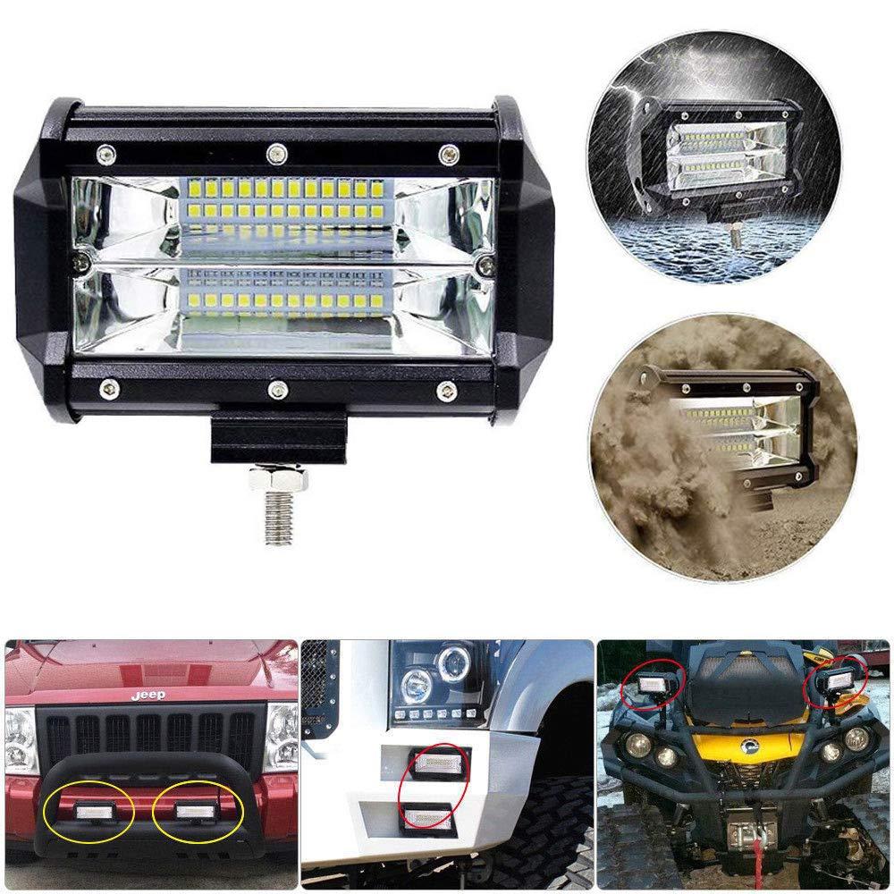 HIP TEC 5 Inch 72W LED Work Light