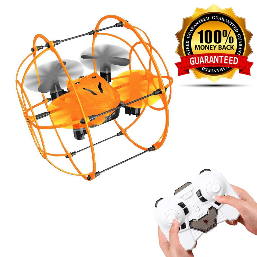 70% off PDR 2.4GHZ Quadcopter 4-Channel Remote Control Drone