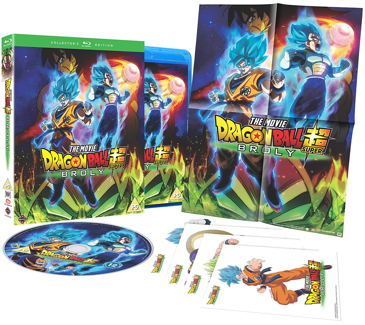 Dragon Ball Super: Broly – Collector's Edition [Blu-ray]