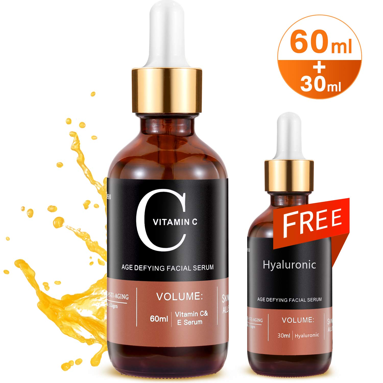 MayBeau Vitamin C Serum, 90 ml Anti Wrinkle Serum Set