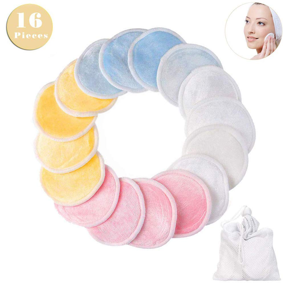 Resuable Makeup Remover Pads