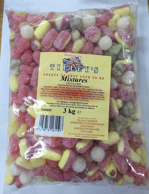3kg Tilleys Unwrapped Mixtures