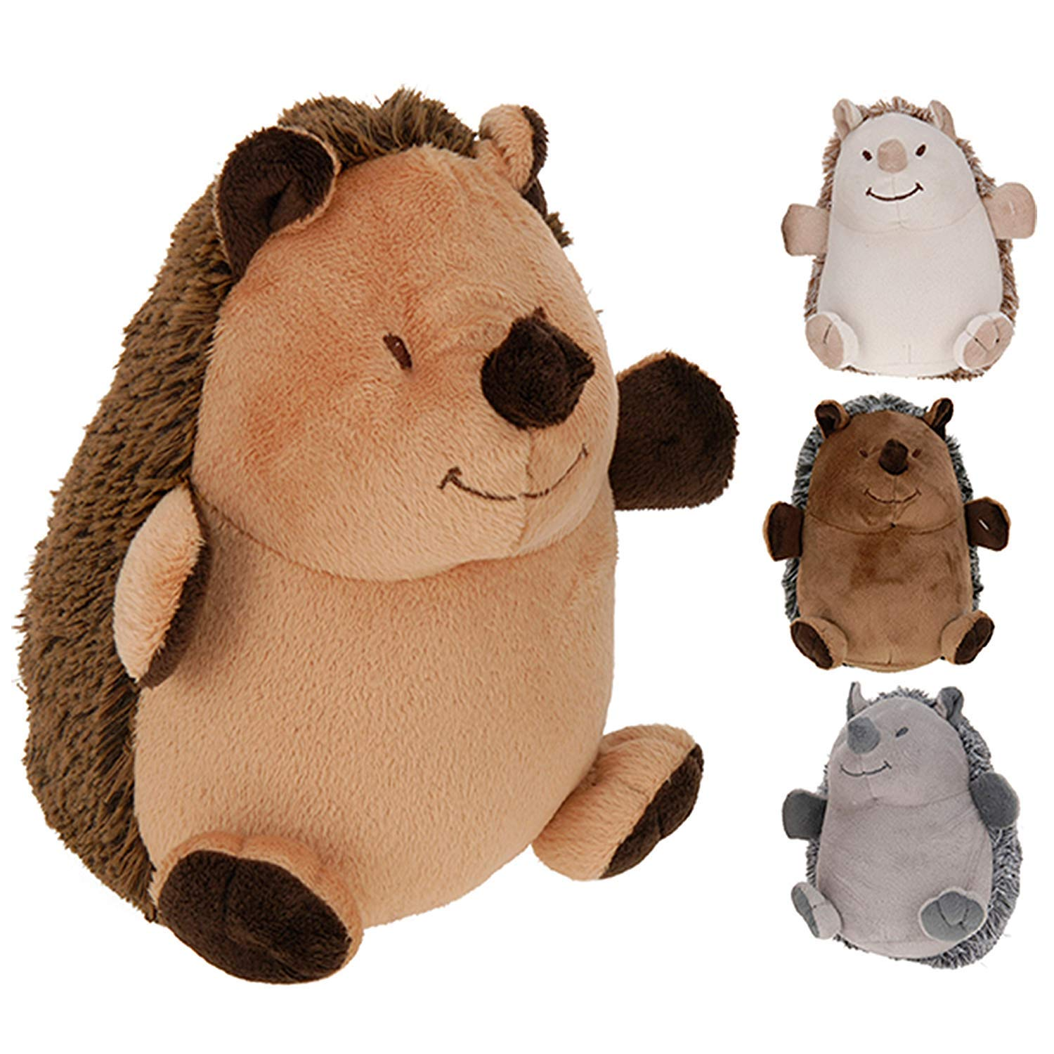 Door Stop Hedgehog, Large 20 Centimeter Home Office Animal Doorstop