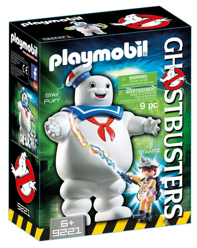 Playmobil 9221 Ghostbusters Stay Puft Marshmallow Man