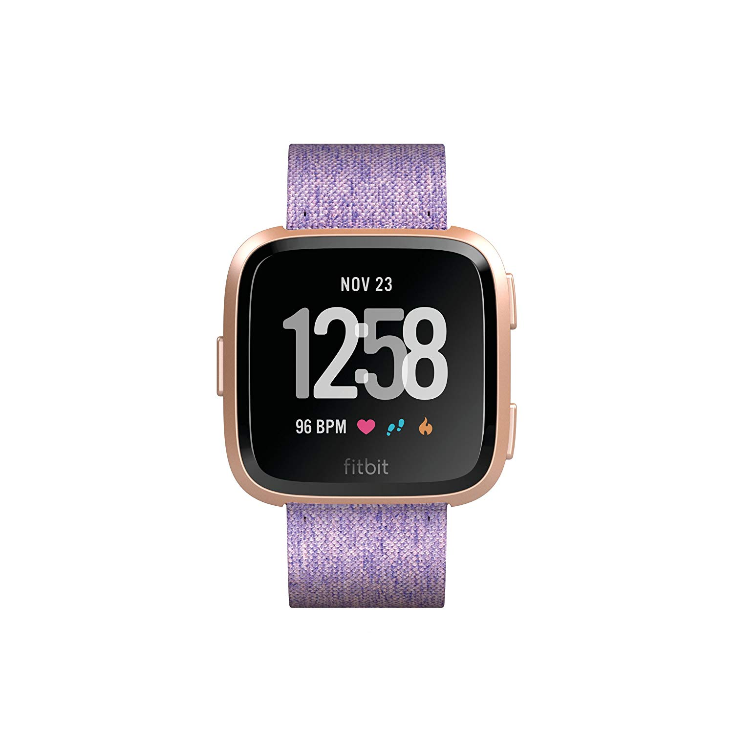 Fitbit Versa Special Edition Health & Fitness Smartwatch with Heart Rate, Music & Swim Tracking
