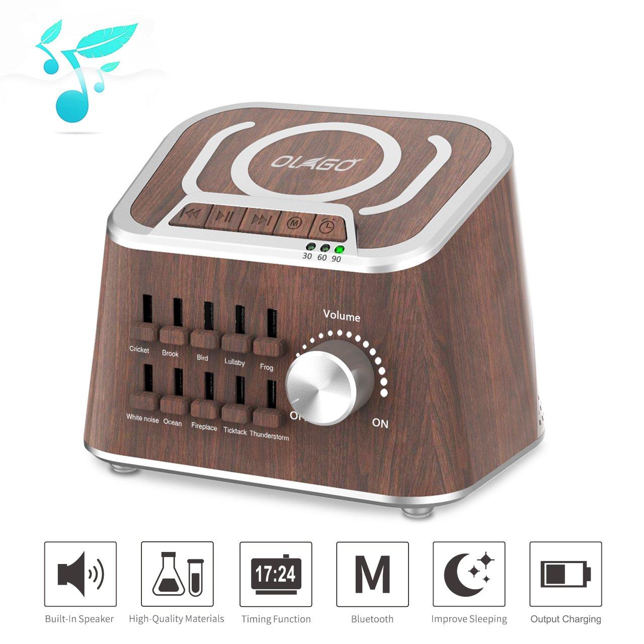 White Noise Machine, Olago Mixed Sound Sleep Spa Machine