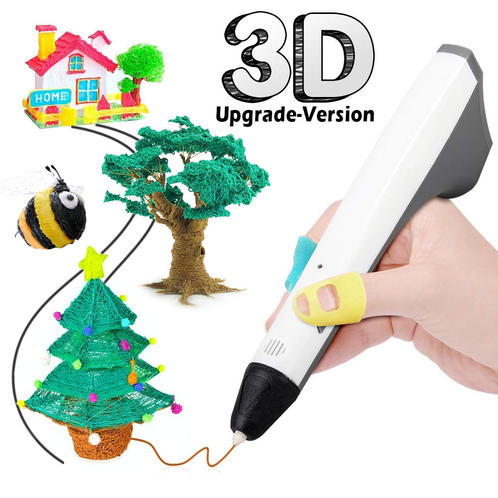 THZY 3D Printing Pen for 3D Modeling