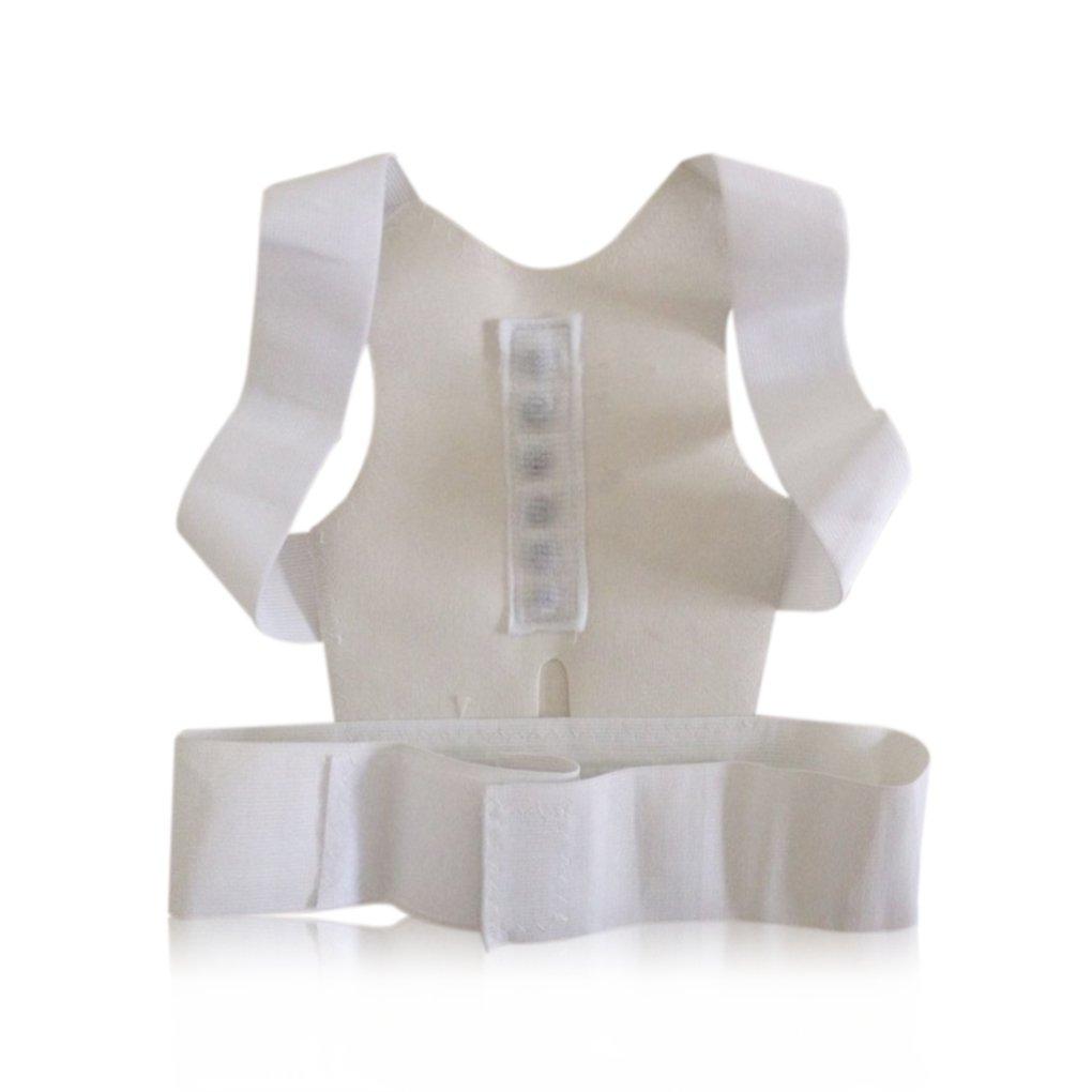 Elenxs Shoulder Support Correct Rectify Posture Back Belt
