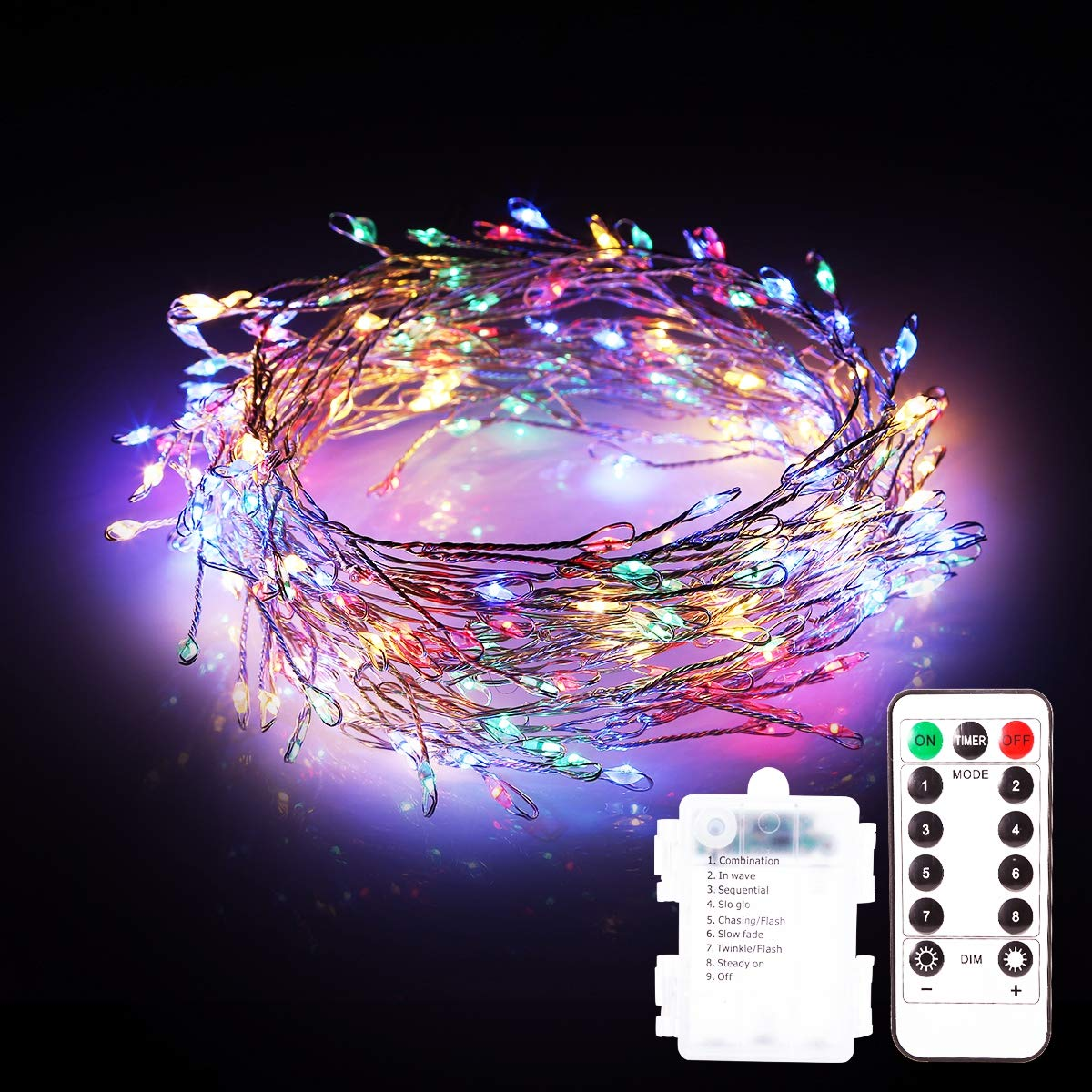 Greenclick String Light Waterproof Fairy String Lights