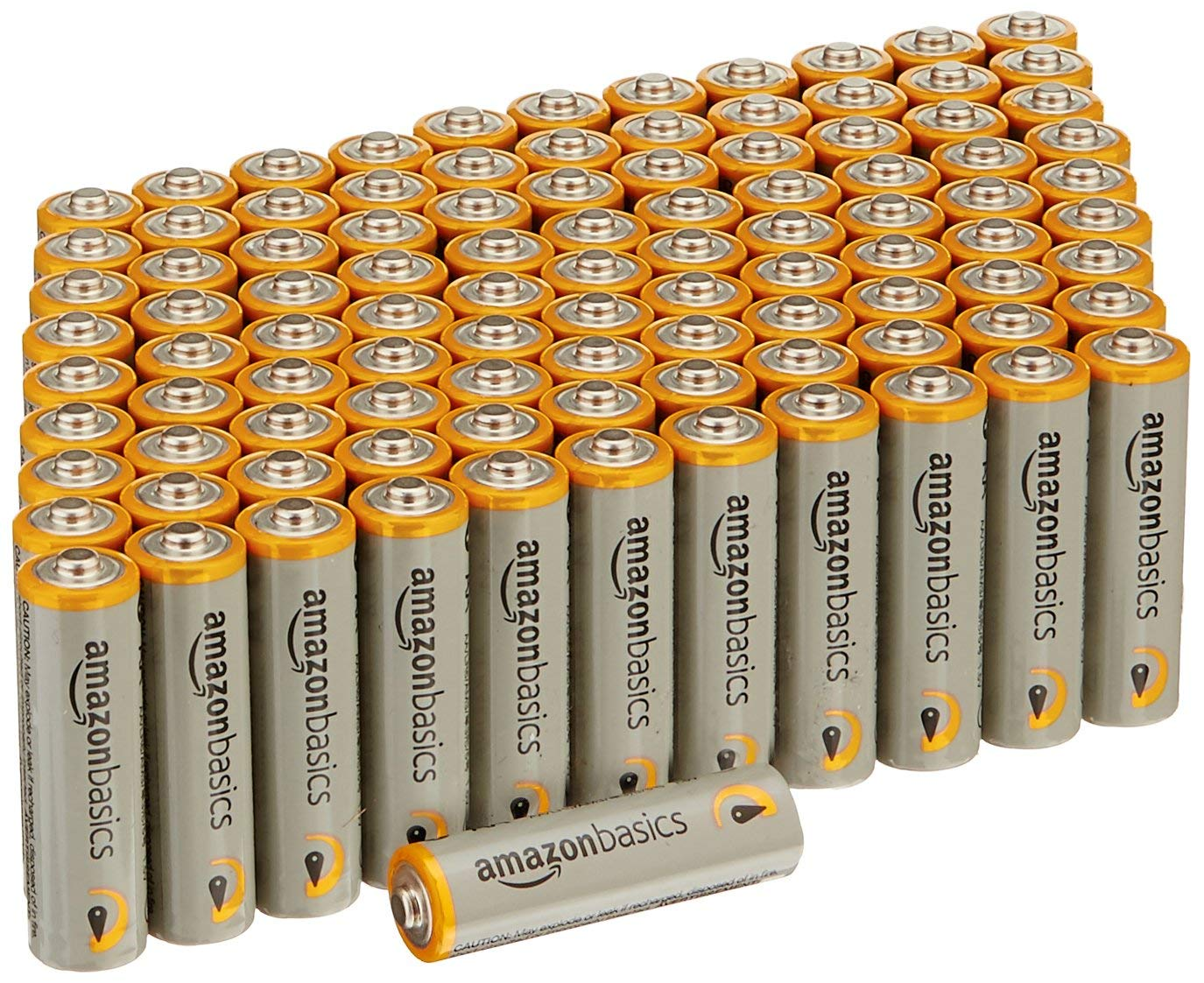 AA Performance Alkaline Batteries (100-Pack)