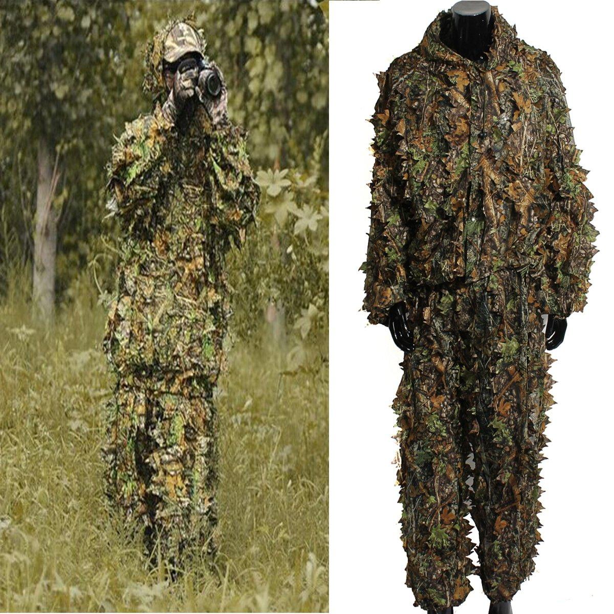 OUTERDO Camo Suits