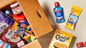 Save £10 on Selected Item Orders Over £30 at Amazon Pantry