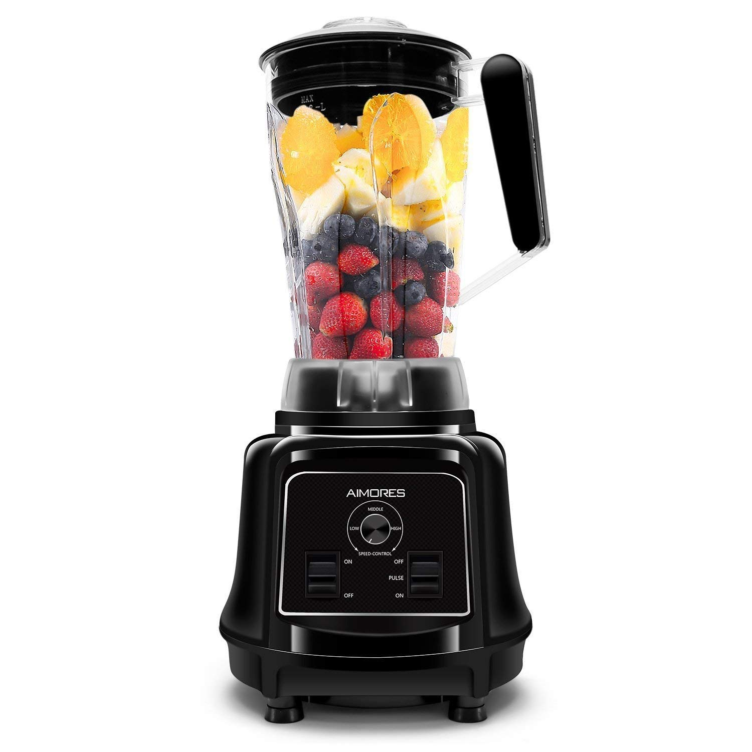 Smoothie Blender Commercial Blender