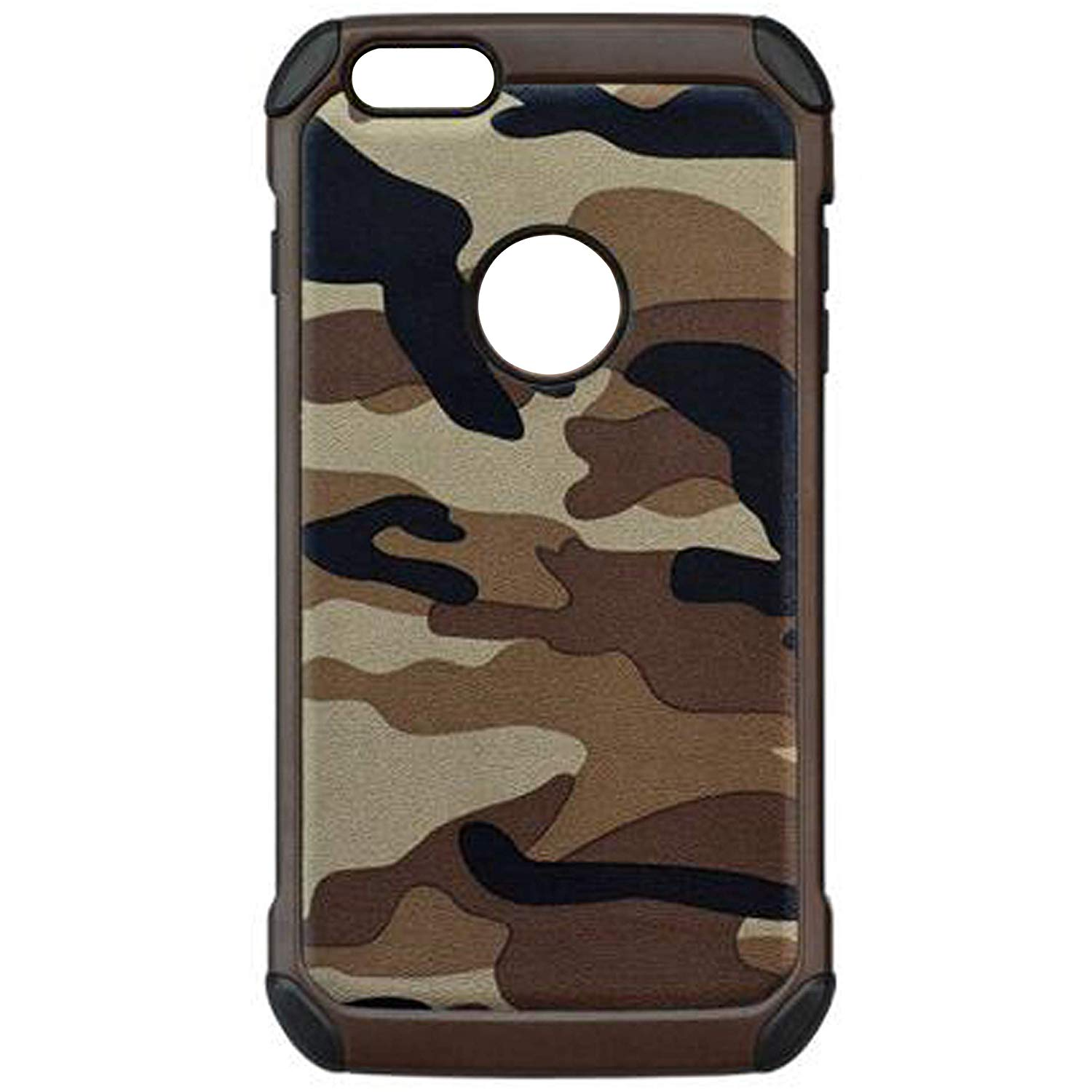 NX Camouflage Case for iPhone XR with Free Ring Stand Holder