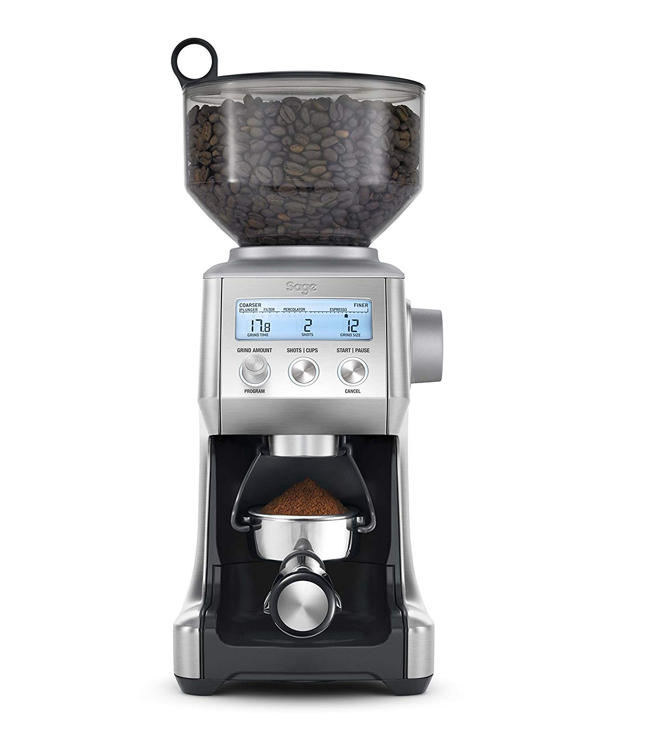 Sage the Smart Grinder Pro Coffee Grinder – Silver