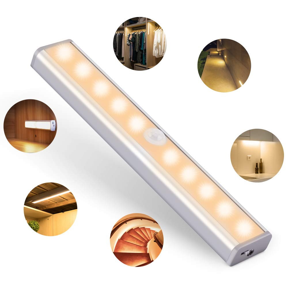 OUSFOT Motion Sensor Closet Light
