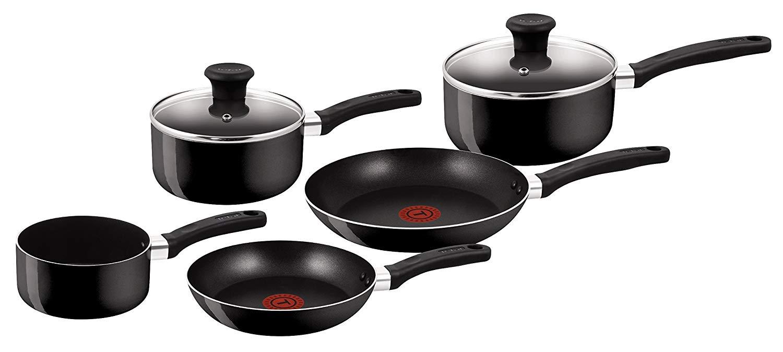 Tefal Delight Cookware Set –  5 Pieces