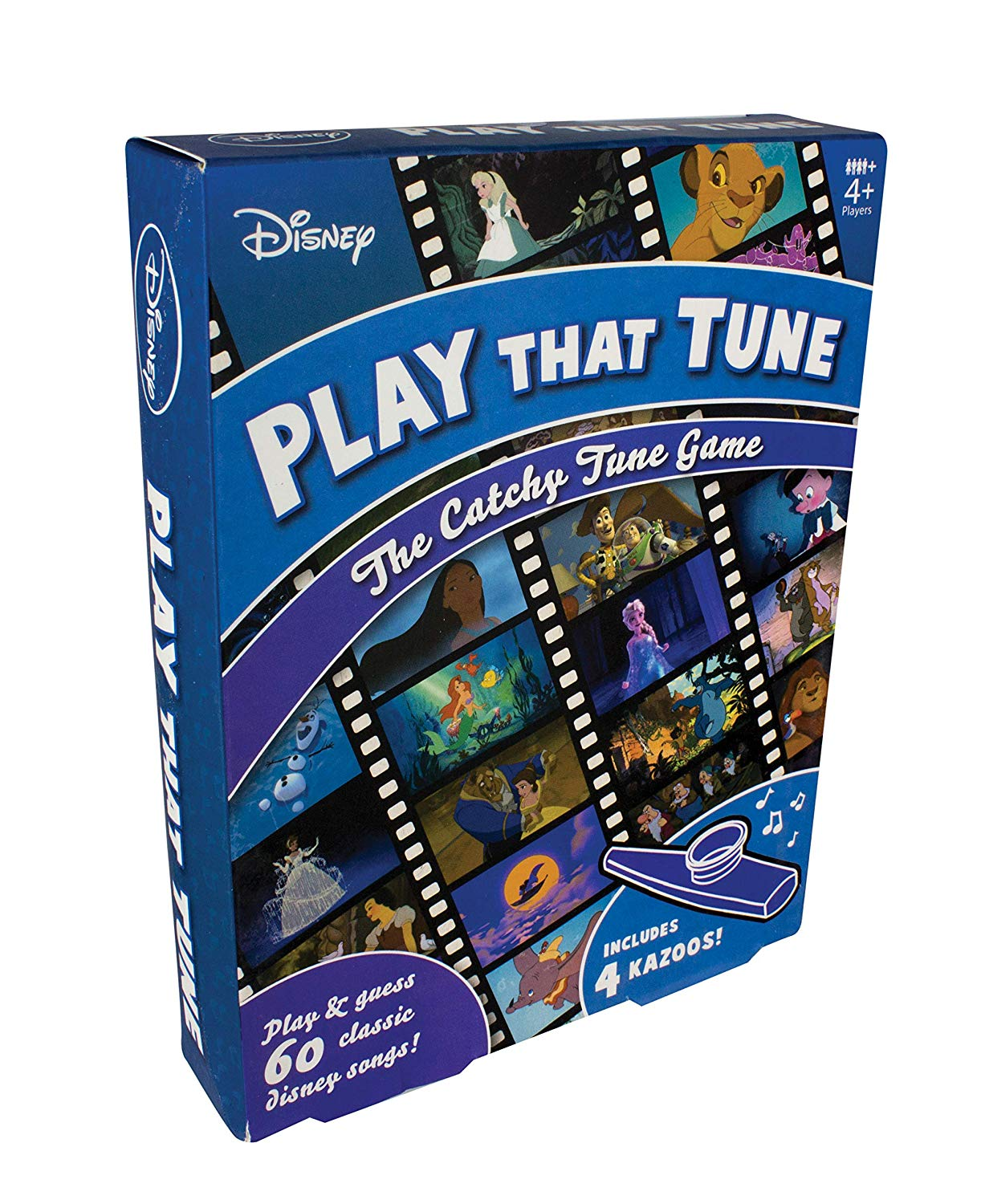 Disney Inspired Play That Tune Game | Music Guessing Quiz
