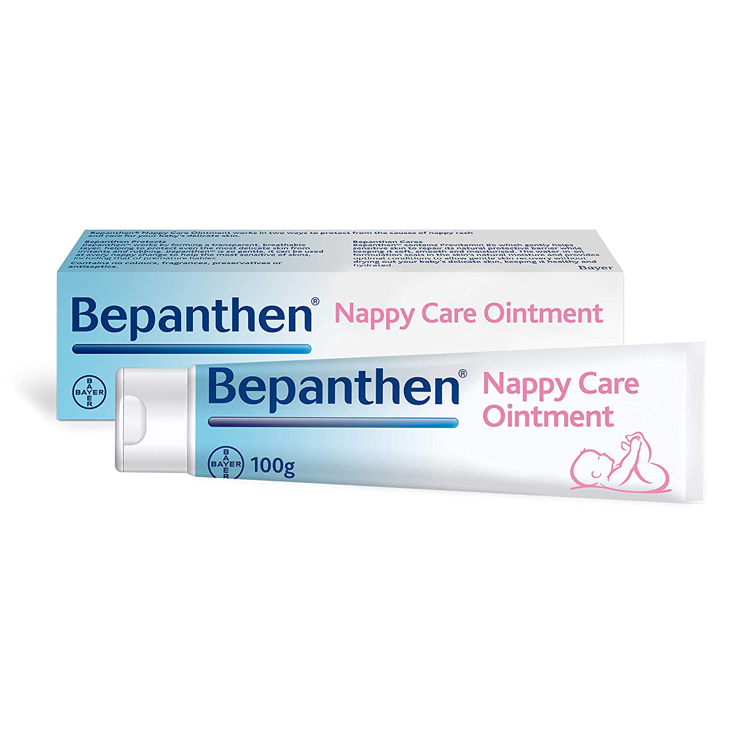 Bepanthen Nappy Care Ointment 100g