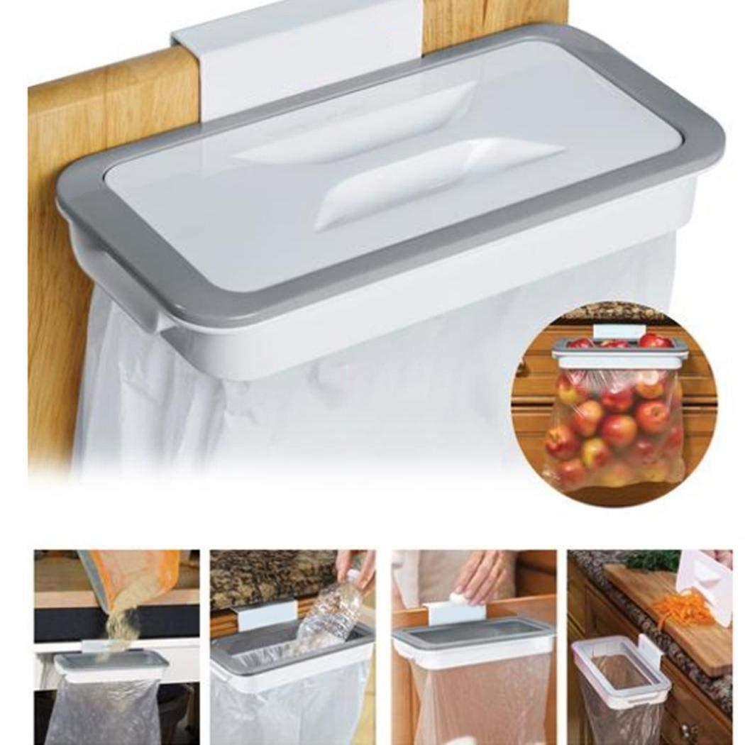 Qiopes Kitchen Bathroom Trash Bag