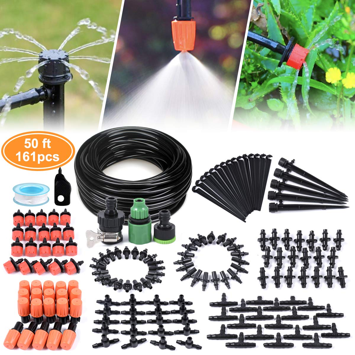 Landrip Micro Drip Irrigation Kit