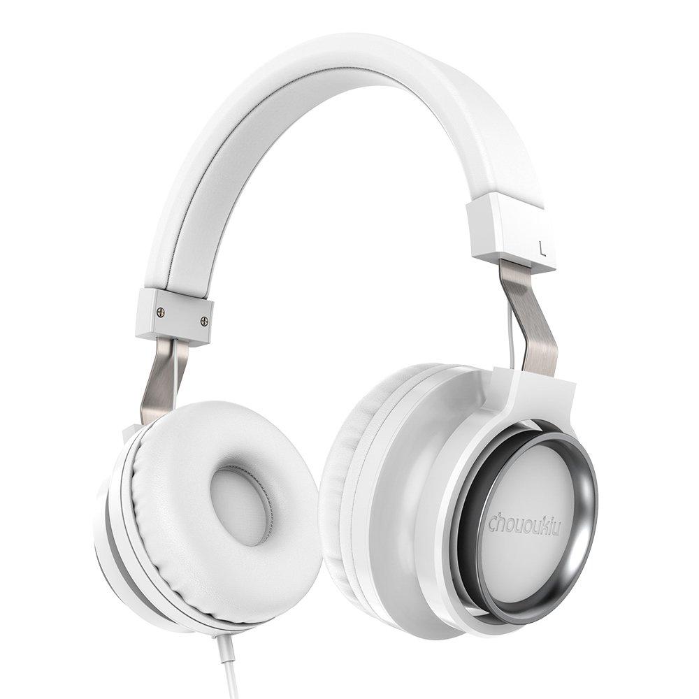 Chououkiu Over-Ear Adjustable Headphones