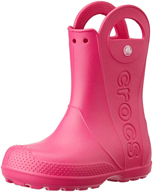 Crocs Unisex Kids' Handle It Rain Boot