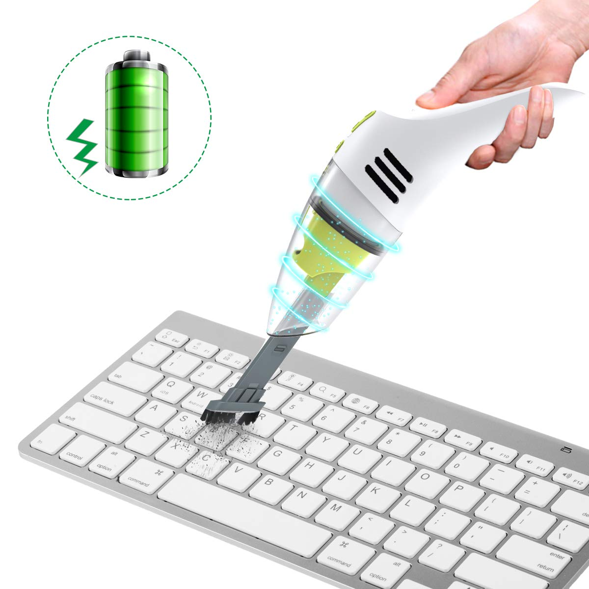MECO ELEVERDE Keyboard Cleaner