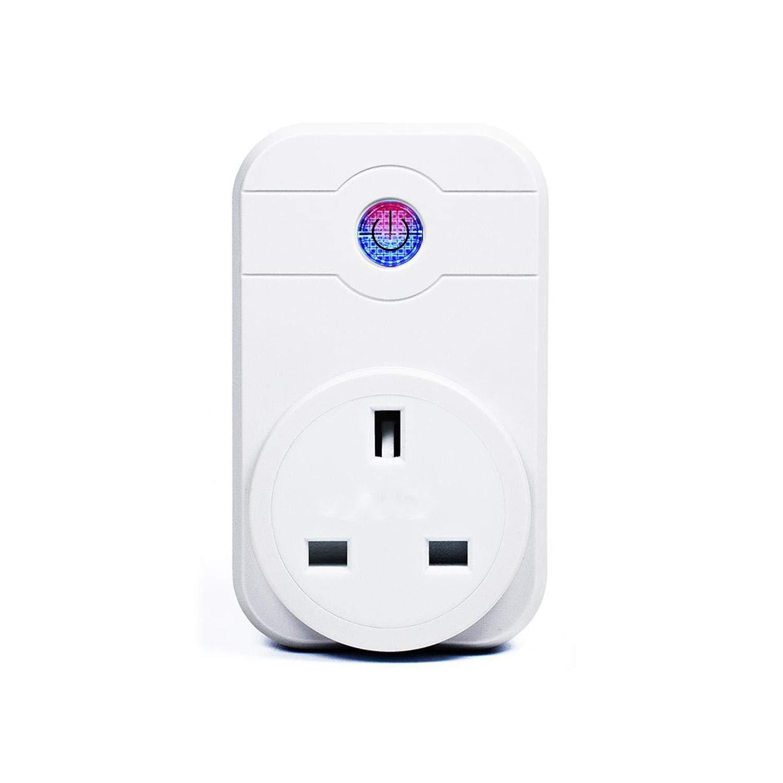 SIPAILING Smart Plug WiFi Mini Socket Compatible with Alexa Google Home