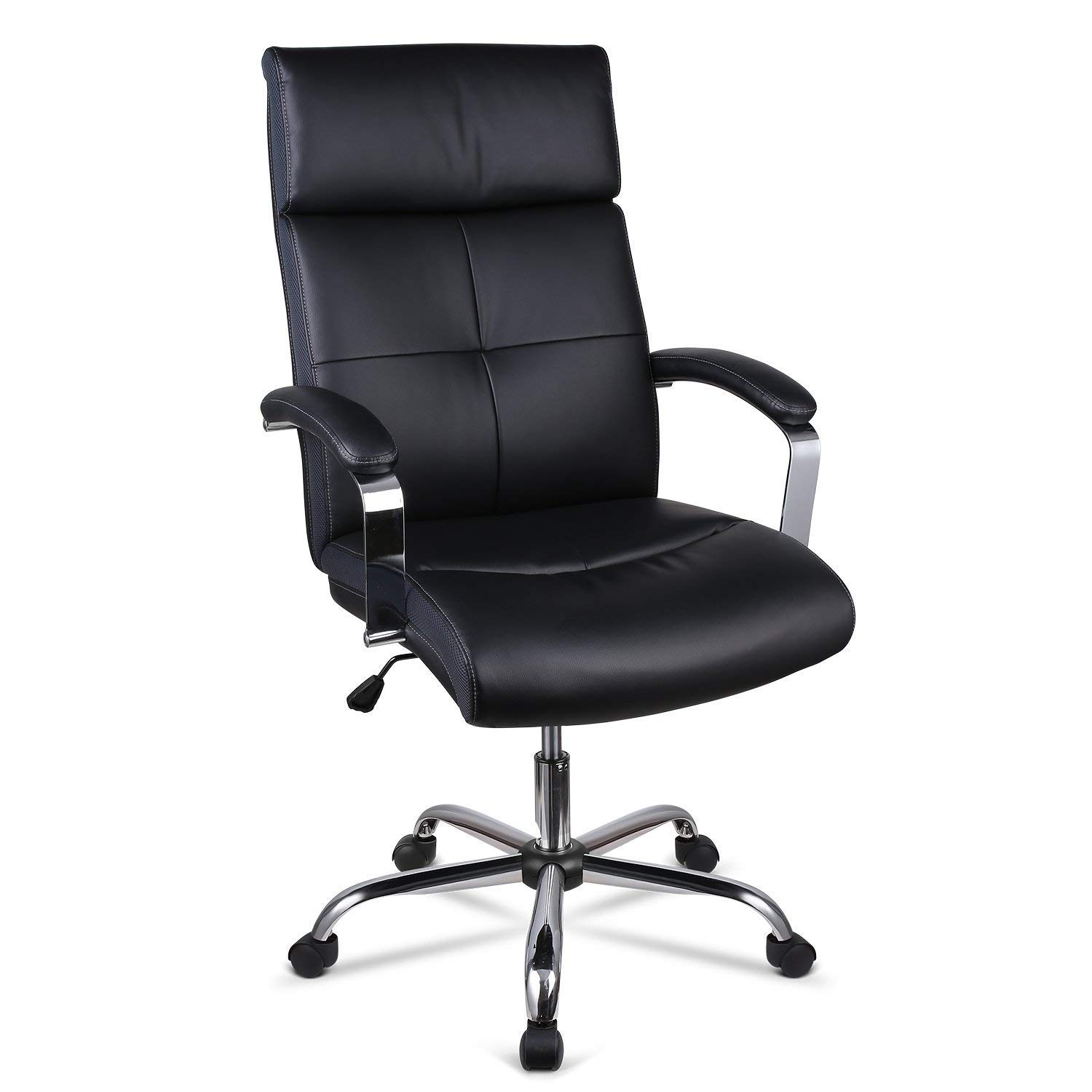 INTEY Executive Office Chair Leather