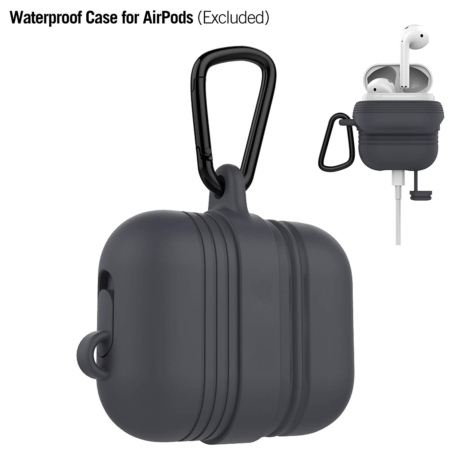 Waterproof AirPods Case
