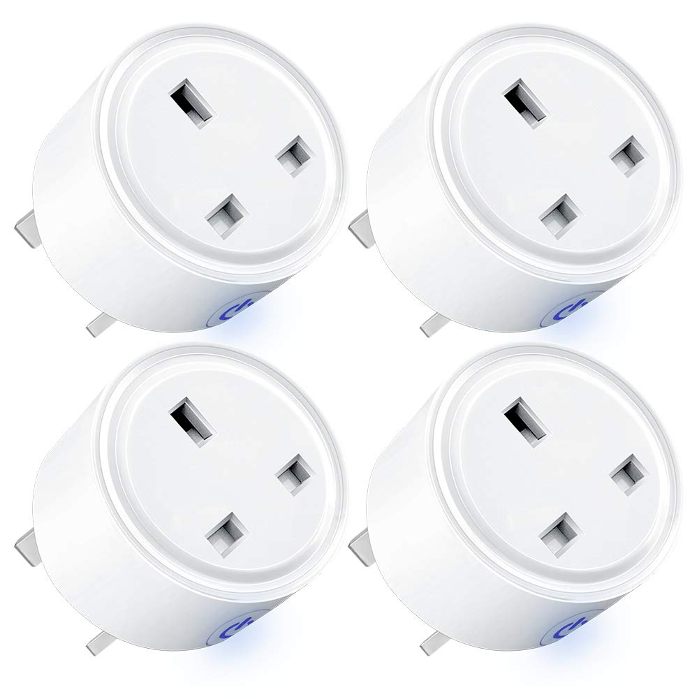 Smart Plug 15A&3300W AISIRER WiFi Plug